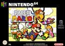 Jaquette Paper Mario