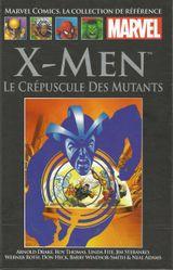 Couverture X-Men : Le Crépuscule des Mutants