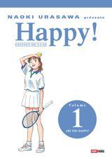 Couverture Happy!