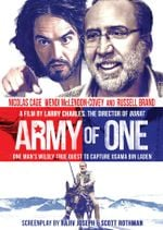 Affiche Army of One