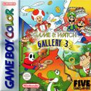 Jaquette Game & Watch Gallery 3