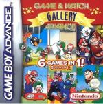 Jaquette Game & Watch Gallery Advance