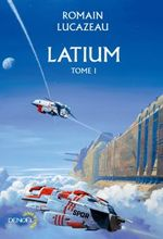 Couverture Latium, tome 1