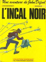 Couverture L'Incal noir - L'Incal, tome 1