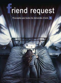 Affiche Friend Request