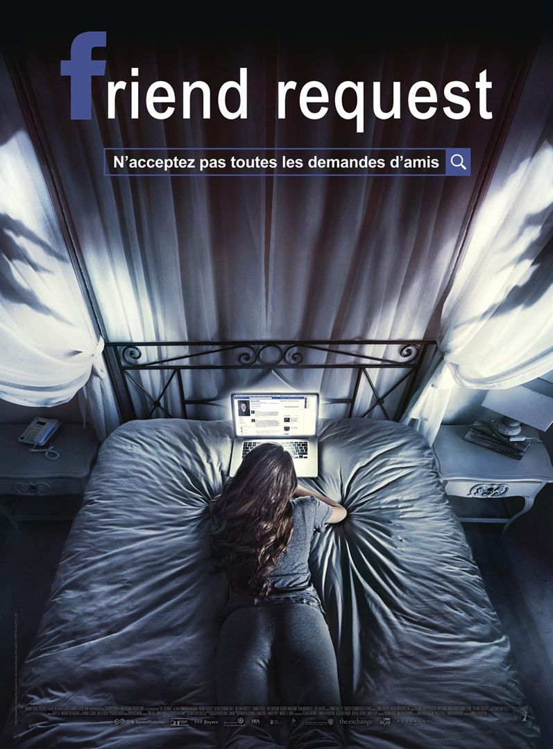 Friend Request - Film (2016) - SensCritique