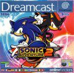 Jaquette Sonic Adventure 2