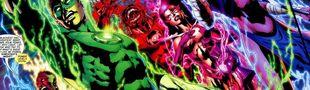 Cover Top 10 comics Green Lantern