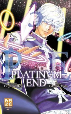 Couverture Platinum End, tome 3
