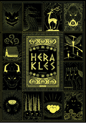 Couverture Héraklès : Intégrale