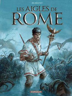 Couverture Les Aigles de Rome, livre 5