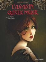 Couverture Les Amants effroyables - L'Assassin qu'elle mérite, tome 4