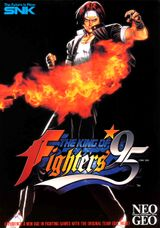 Jaquette The King of Fighters '95