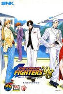 Jaquette The King of Fighters '98
