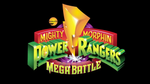 Jaquette Mighty Morphin Power Rangers : Mega Battle