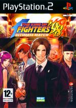 Jaquette The King of Fighters '98 : Ultimate Match