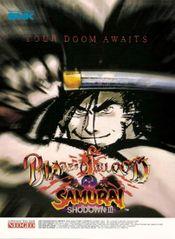 Jaquette Samurai Shodown III : Blades of Blood