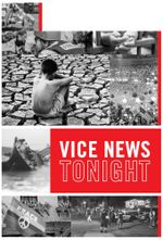 Affiche Vice News Tonight