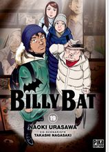 Couverture Billy Bat, tome 19