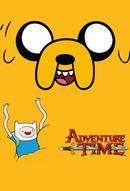 Affiche Adventure Time, le film