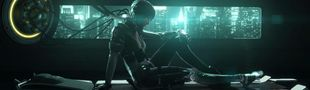 Cover Cyberpunk et Transhumanisme