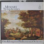 """Pochette Symphonies no. 40 in G minor / No. 41 in C major, """"Jupiter"""""""