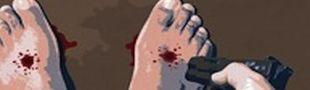 """Cover Il n'y a pas que John McClane qui """"casse"""" les pieds..."""
