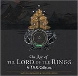 Couverture The Art of the Lord of the Rings
