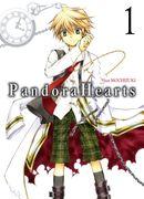 Couverture Pandora Hearts