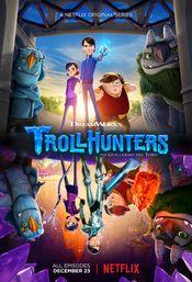 Affiche Chasseurs de Trolls : Les Contes d'Arcadia