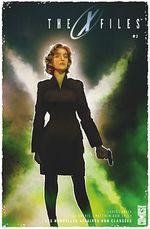 Couverture The X-Files - Les nouvelles affaires non classées, Tome 3