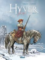 Couverture Hyver 1709, tome 2