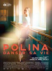 Affiche Polina, danser sa vie