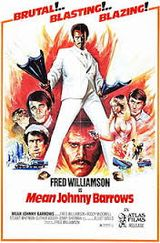 Affiche Mean Johnny barrows