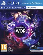 Jaquette PlayStation VR Worlds