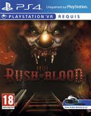 Jaquette Until Dawn: Rush of Blood
