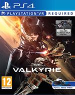 Jaquette EVE : Valkyrie