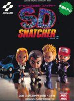 Jaquette SD Snatcher