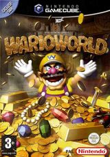 Jaquette Wario World
