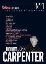 Couverture Mad Movies Collection Réalisateurs : John Carpenter