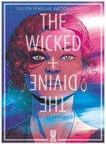 Couverture Faust Départ - The Wicked + The Divine, tome 1