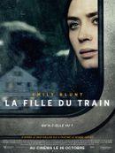 Affiche La Fille du train