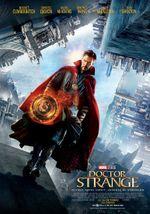 Affiche Doctor Strange