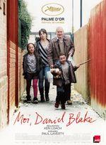 Affiche Moi, Daniel Blake