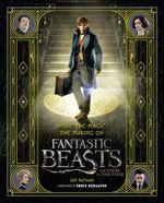 Couverture Au cœur de la magie : le making-of des Animaux Fantastiques