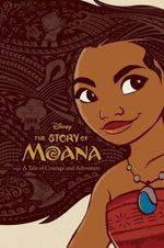 Couverture The Story of Moana