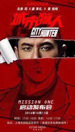 Affiche City Hunter