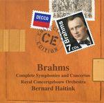 Pochette Complete Symphonies and Concertos