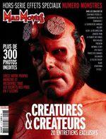 Couverture Mad Movies Hors-Série : Créatures & créateurs
