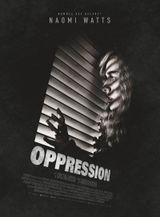 Affiche Oppression